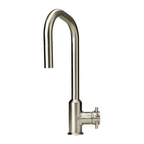 Vores vandhane i køkkenet driver mig til vandvid, og jeg vil gerne ...
