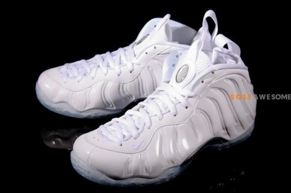 "5deb51e37cd Nike Air Foamposite One – ""White Out"" These puppies are  699.99!! No please!"