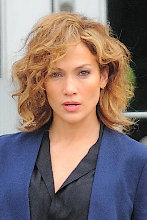 Jennifer Lopez Seen Filming For The Tv Series Shades Of Blue In