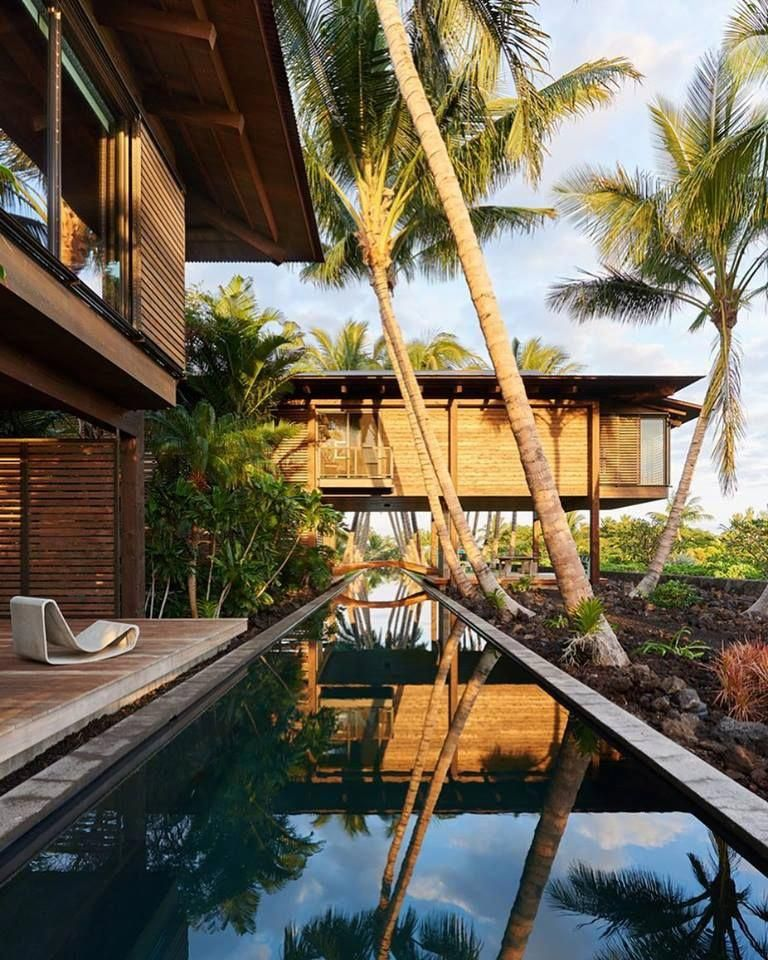 Hawaiian Home Design Ideas: COCOON Pool Design Inspiration