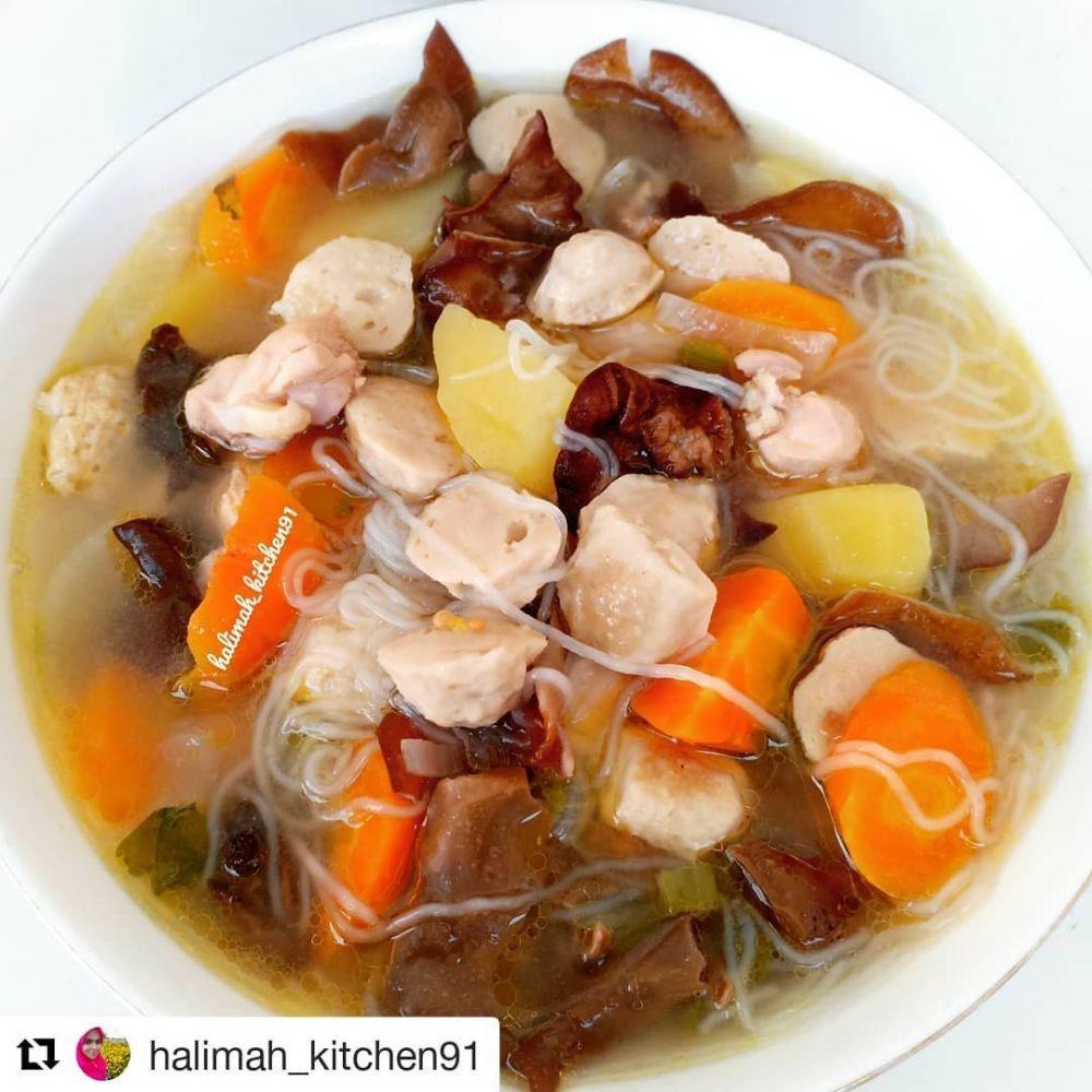 17 Resep Sop Rumahan Instagram Di 2020 Resep Resep Masakan Sehat Resep Makanan Sehat