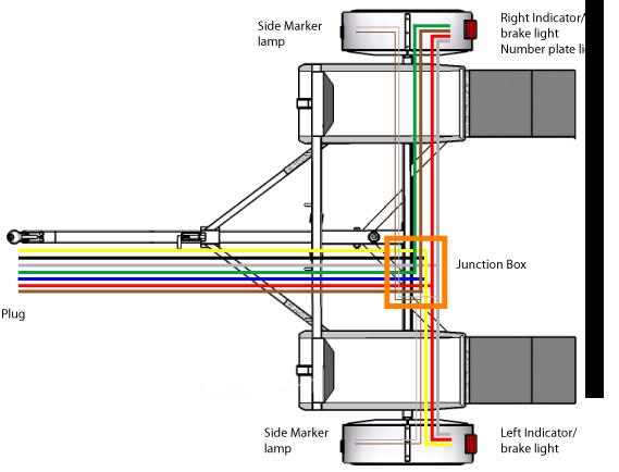 Trailer Plug Wiring Diagram Nz