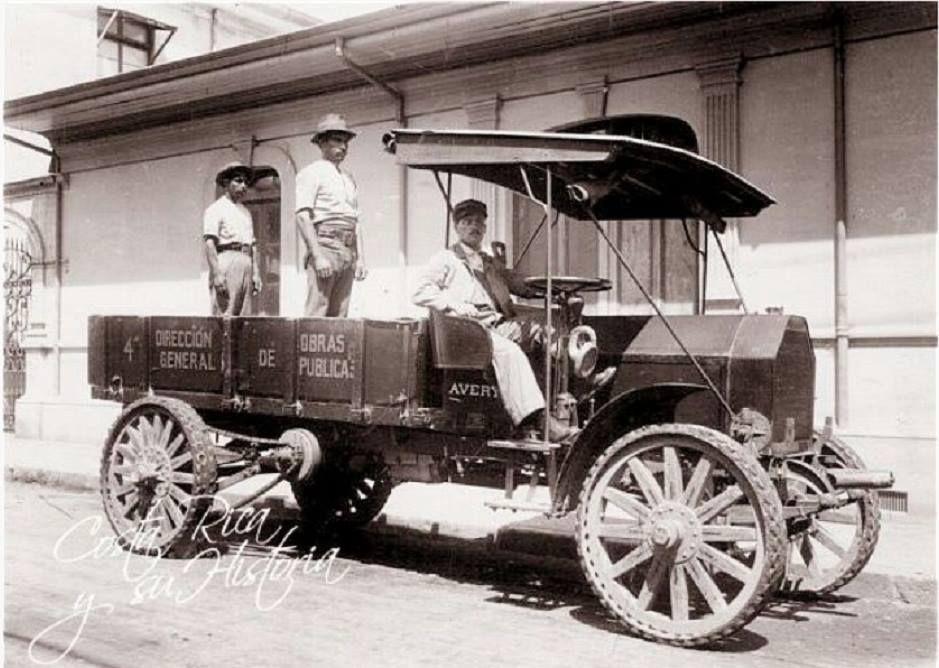 Mopt San Jose 1925 Jorge Arturo Vindas Fotos Antiguas De Costa
