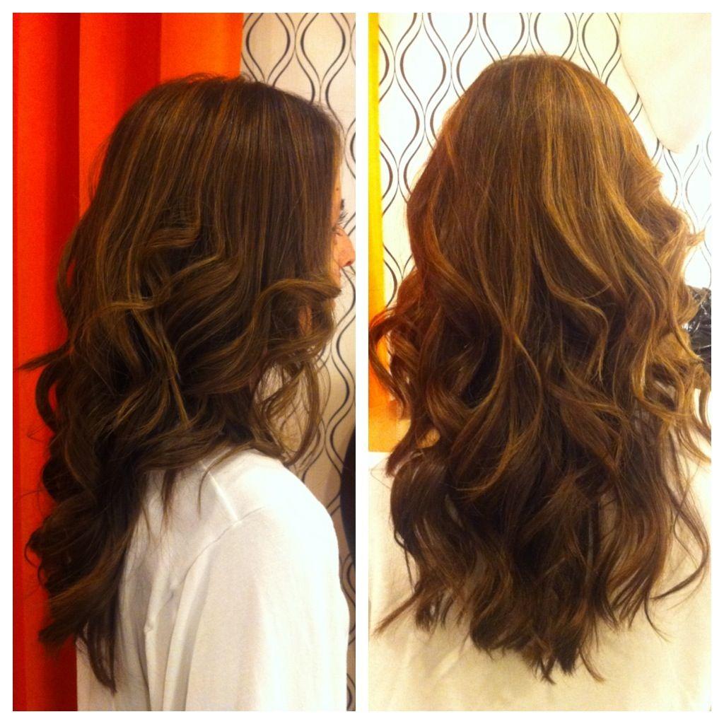 Baliage by Crystal Thorne. | Long hair styles, Hair, Hair ...