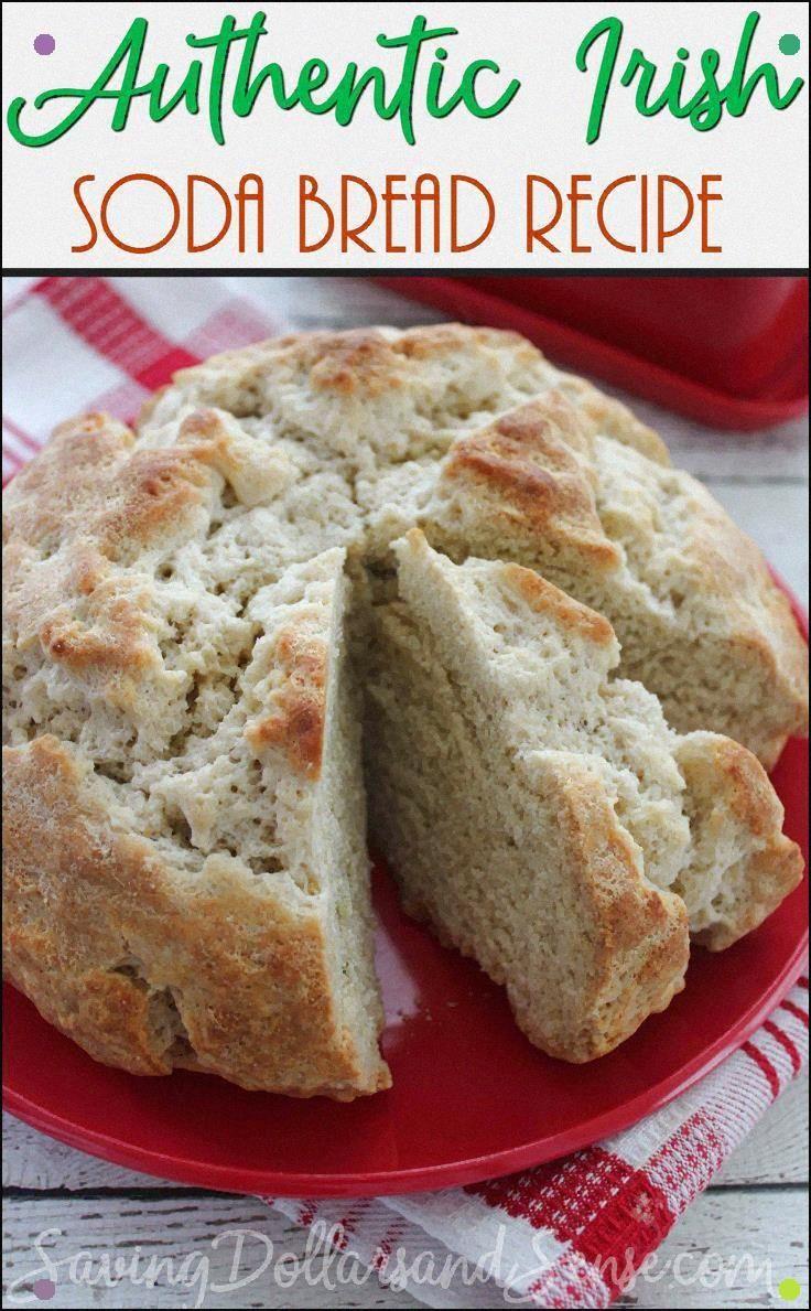 This Original Irish Soda Bread Recipe Is Sure To Be A Hit ...