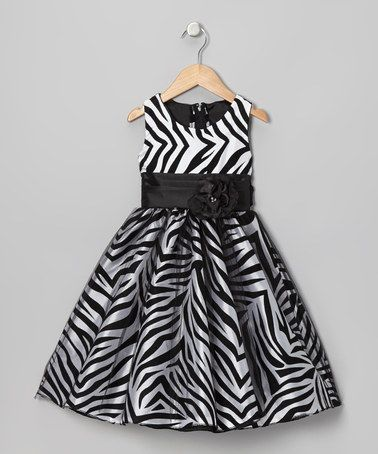 Toddler Girls Zebra Dress. Dress is made of a soft % cotton. It is zebra print with a pink polka dot detail. It has a ruffled hemline and 3 flowers on the chest area below the neckline. Color: Blac See all results. Browse Related. Toddler Pageant Dresses. Kids Zebra Dress. Zebra Tutu.