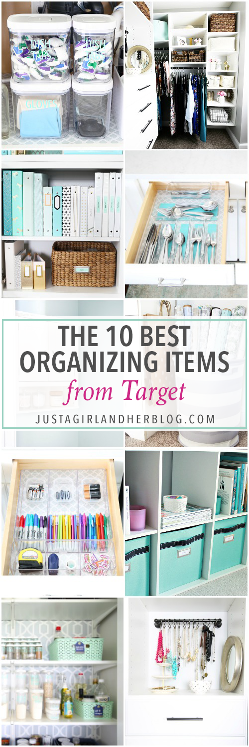 Top 10 Best Organizing Items From Target Bedroom Organization Diy Bedroom Desk Organization Organization Items