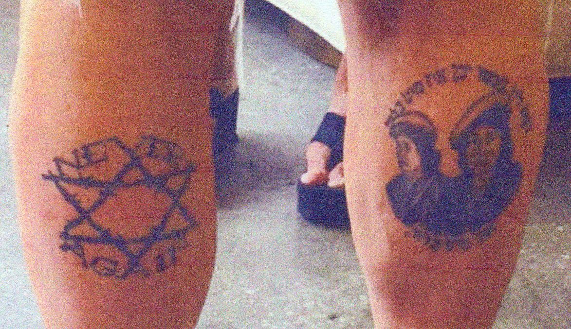 """The legs of a """"feministically inclined Jewish patriot"""