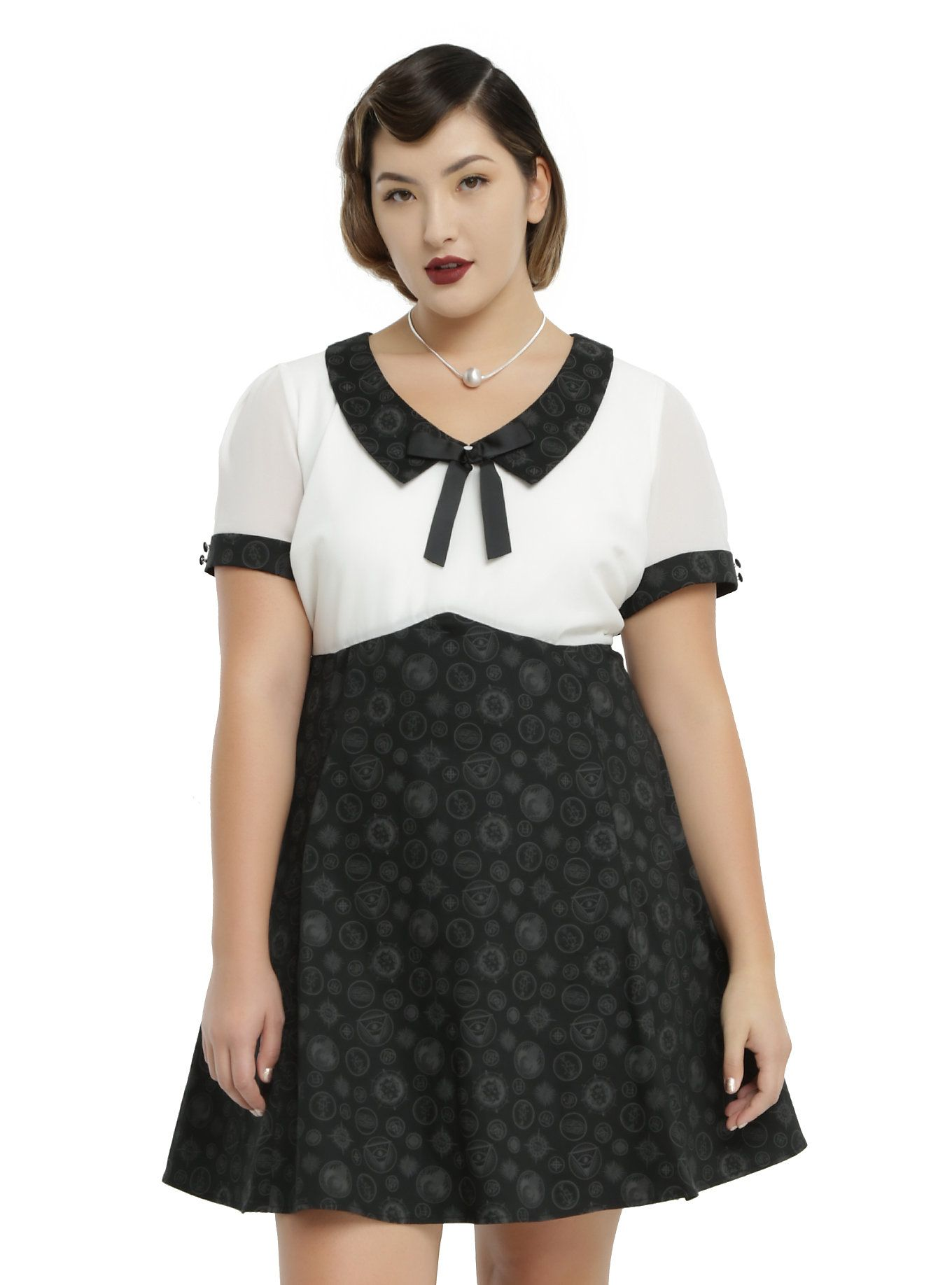 Fantastic Beasts And Where To Find Them Tina Pin-Up Dress Plus ...