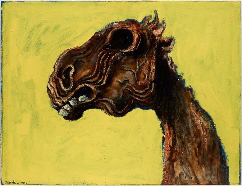 Apocalyptic Horse (Albert Tucker)