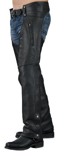 For Kris Lol Motorcycle Chaps Lady Biker Leather