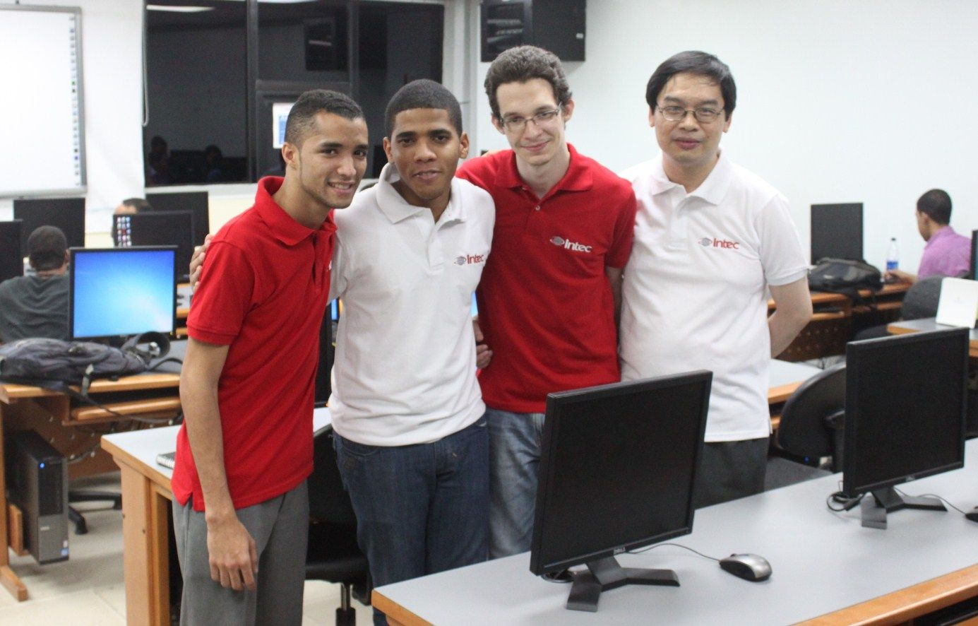 Equipo de INTEC representará al país en Competencia Mundial de Programación http://www.audienciaelectronica.net/2013/11/18/equipo-de-intec-representara-al-pais-en-competencia-mundial-de-programacion/