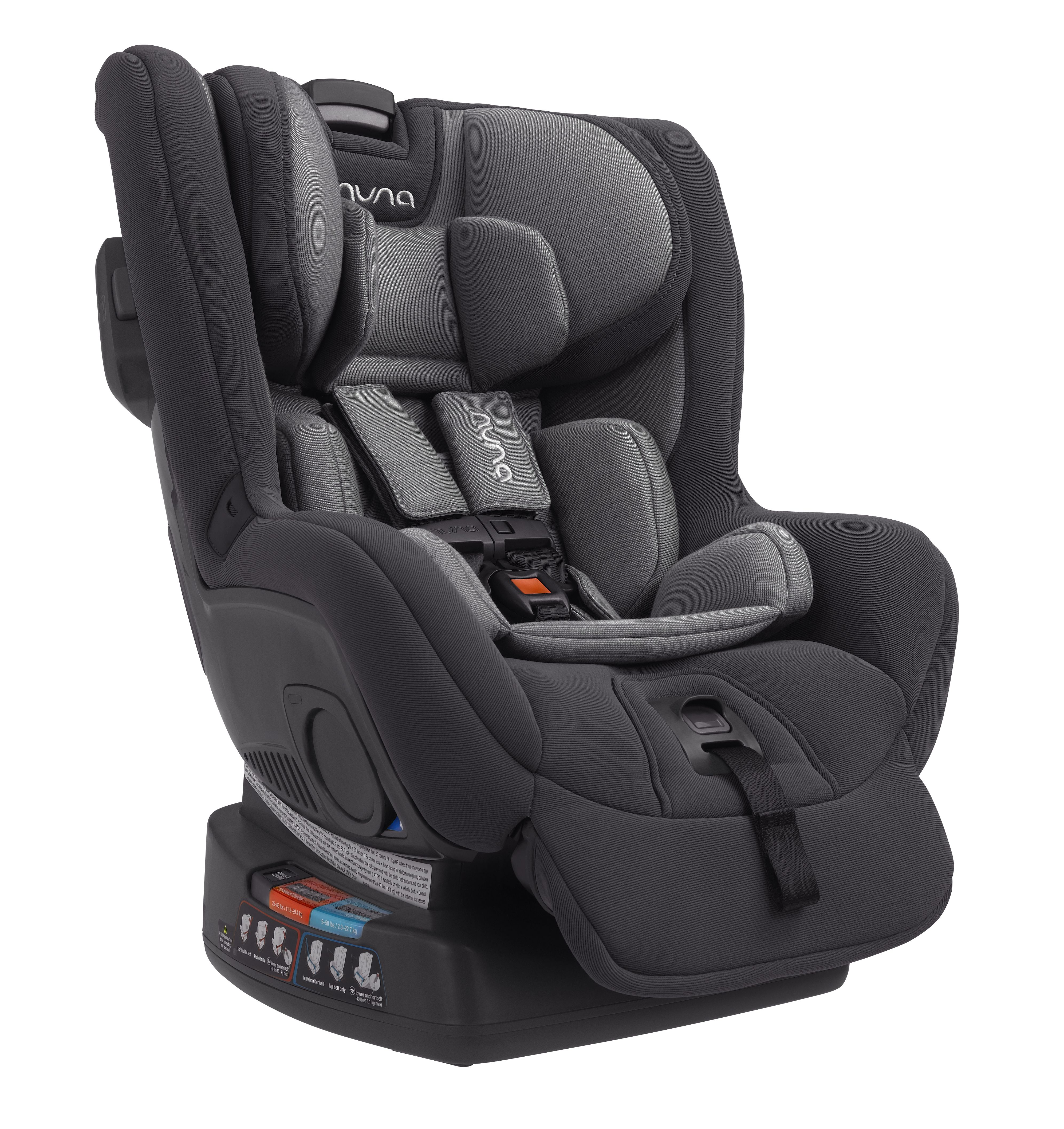 Nuna Car seats, Baby car seats, Best convertible car seat