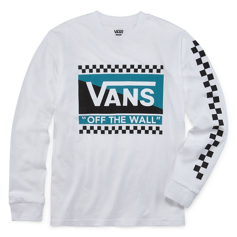 boys vans t shirt