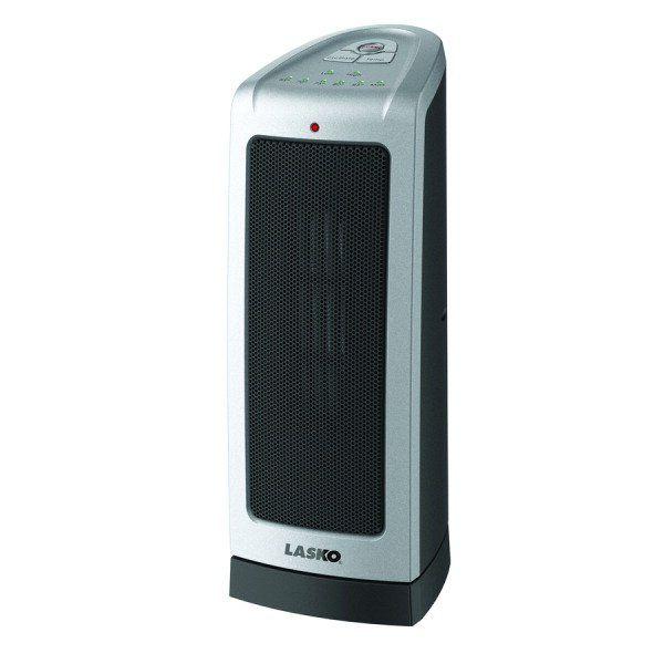 Lasko 5309c Ceramic Tower Electric Space Heater At Lowe S Canada Best Space Heater Lasko Heater