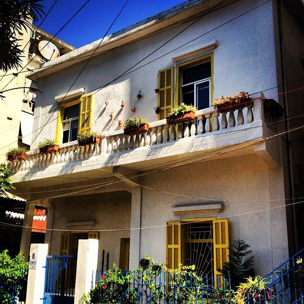 Beirut, a nice small home