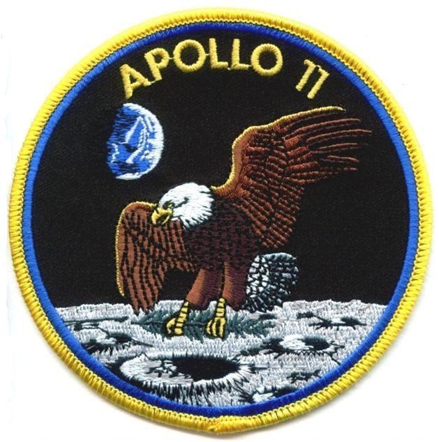 apollo mission patches - 629×634