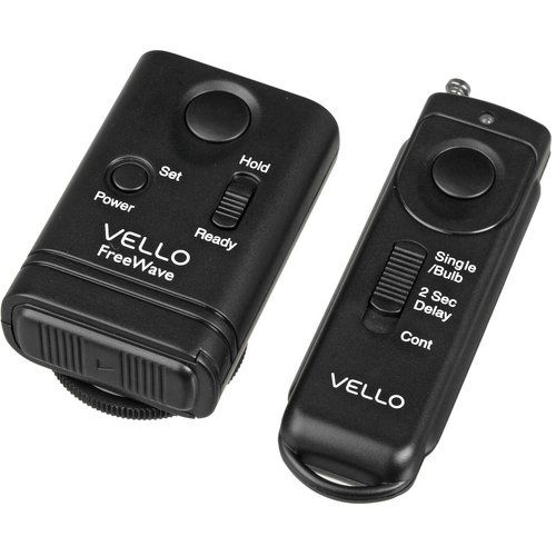 Amazon.com : Vello FreeWave Wireless Remote Shutter