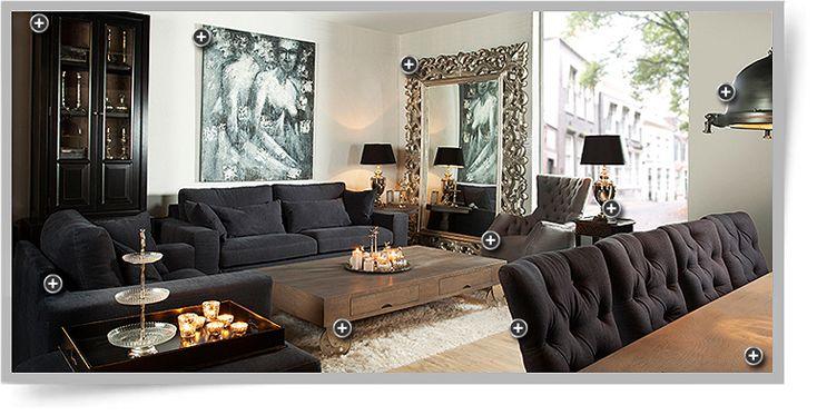 Klassieke Interieur Accessoires : Collectie rofra home meubelen en interieur accessoires house