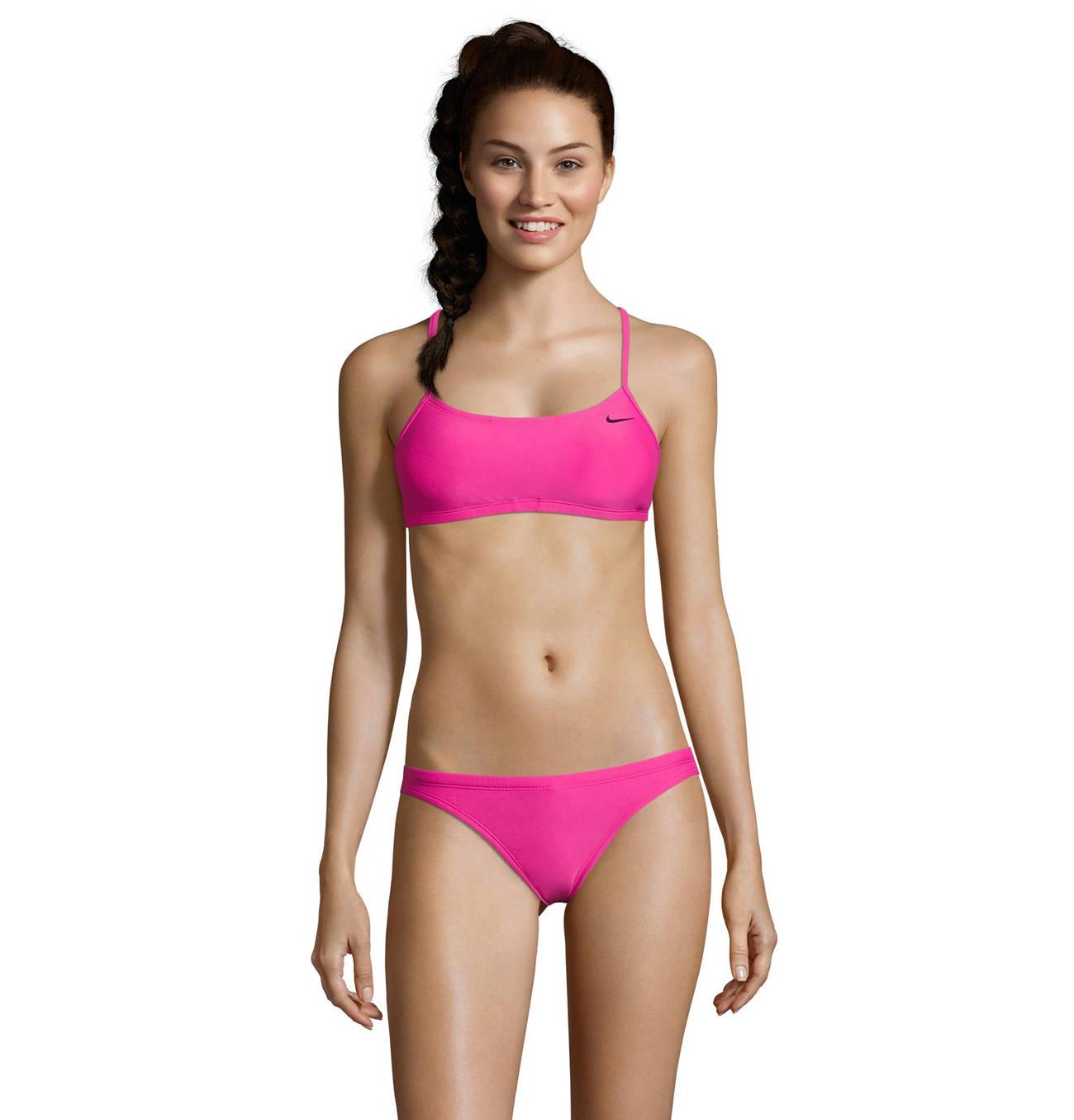 picked up multiple colors details for Bikini, Racerback, gepolsterte Cups, unifarben, für Damen in ...