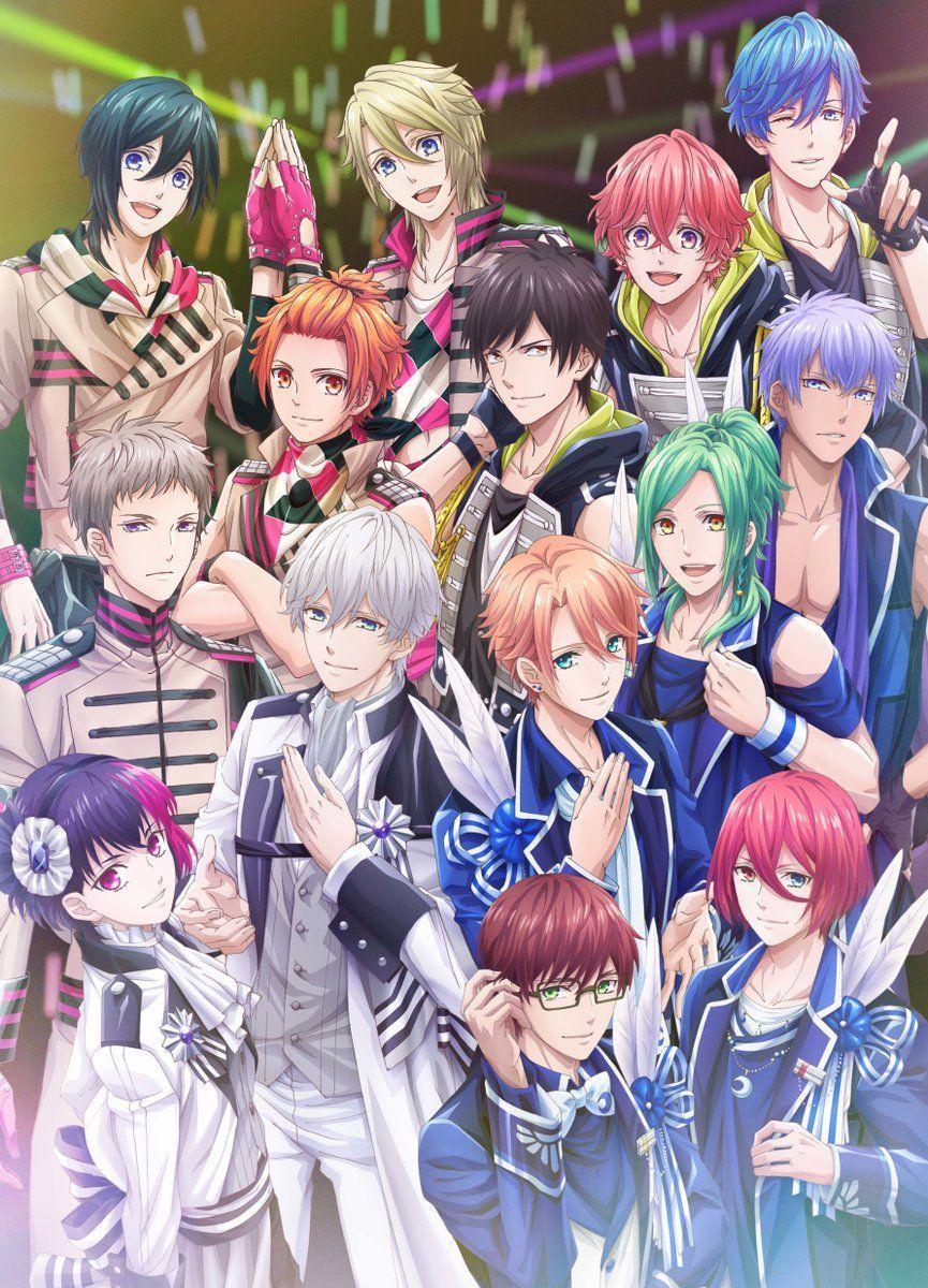 BProject revient pour une saison 2 Anime garçons, Anime