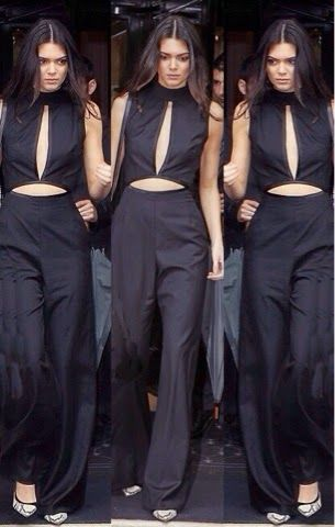 How to Chic: 10 KENDALL JENNER'S OUTFITS INSPIRATIONS - STREET STYLE - PART III