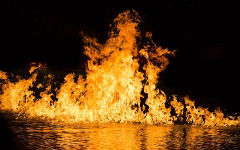 Ini Manusia Pertama Yang Merasakan Panasnya Api Neraka Jahanam Manusia Air Gadis Animasi