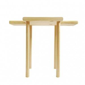 Tea stool by  Ryan Harc