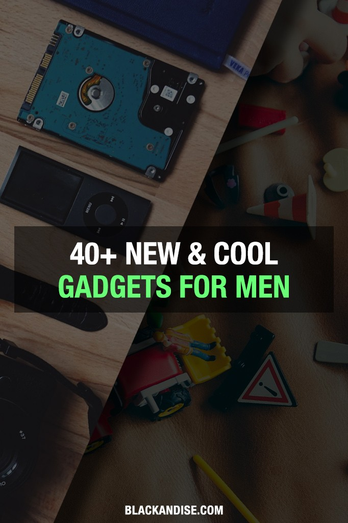 40 Cool Gadgets for Men - Blackandise