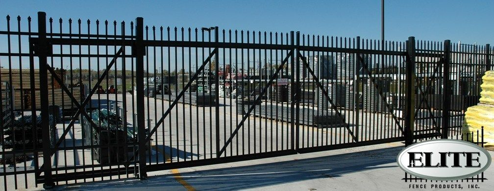 Elite Fence Products Inc Fence Aluminum Fencing Michigan Usa