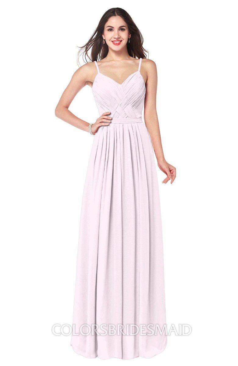 75133fddc4ca ColsBM Kinley Bridesmaid Dresses Sleeveless Sexy Half Backless Pleated  A-line Floor Length #colsbm #bridesmaids #bridesmaiddress #weddings