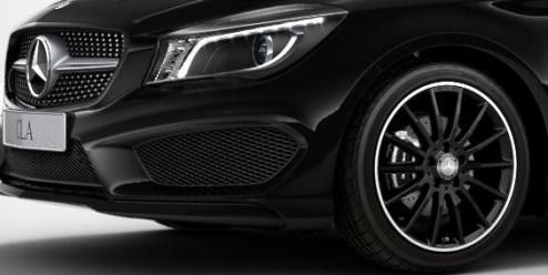 Mercedes CLA 180 Midnight Turbo Limited Edition