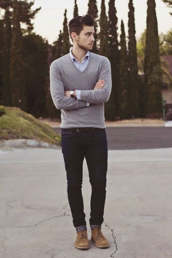 Cute Outfits For Skinny Guys Styling Tips With New Trends Mens Outfits Mens Fashion Casual Stylish Men