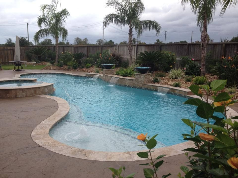 My Number 1 pool : Backyard Amenities   garden and patio   Pinterest
