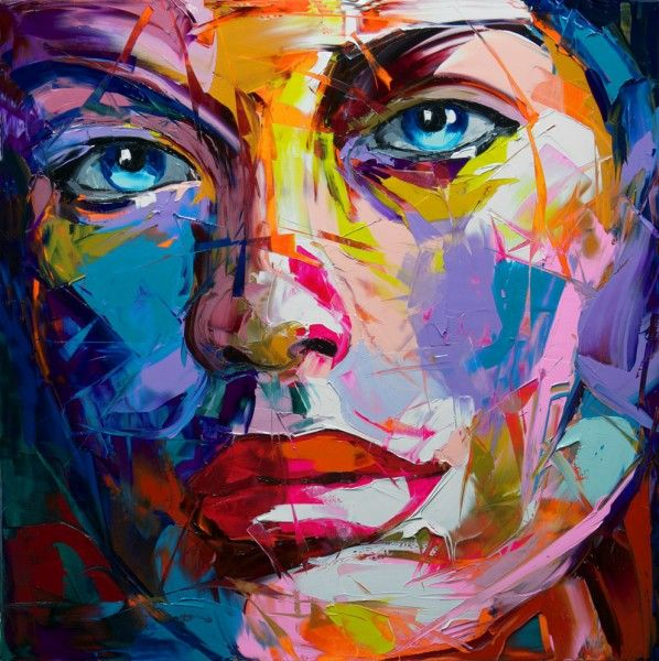 Fran 231 Oise Nielly Artist Gallery Art Color 233