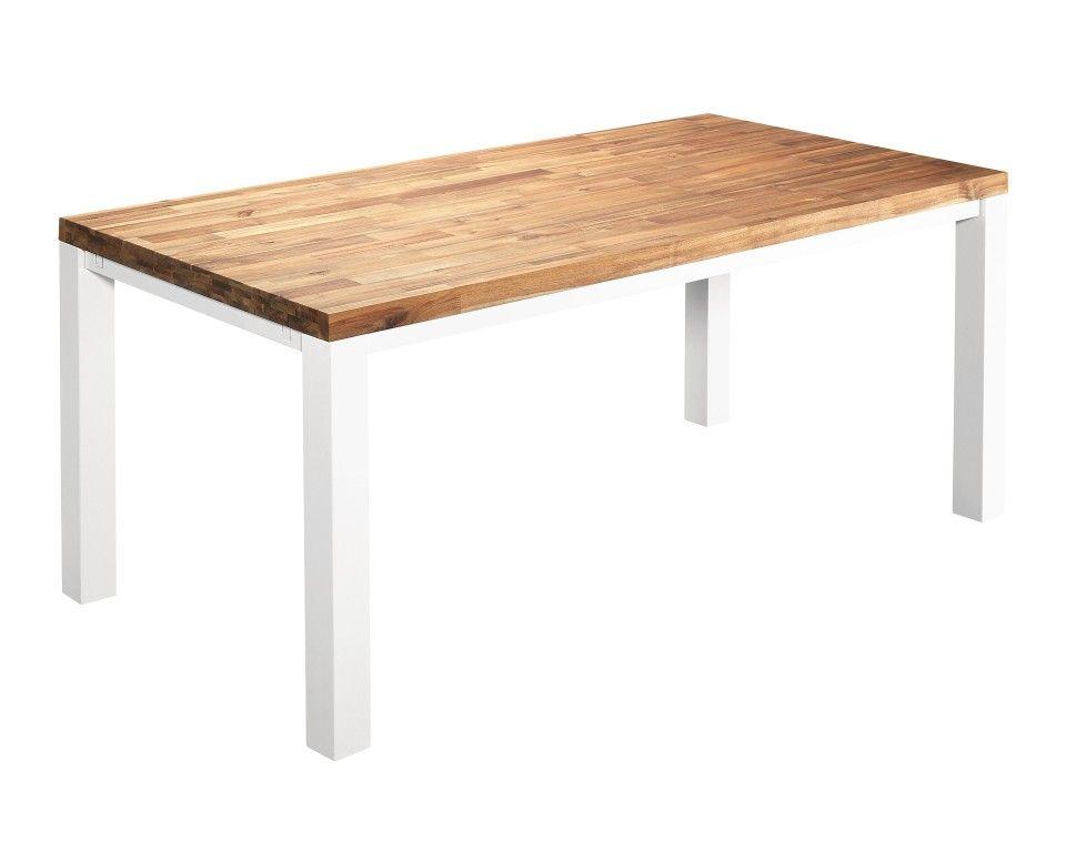 Table Fano 90 X 180 Cm Meuble Salle A Manger Salle A Manger Cuisine Nouvelles Maisons