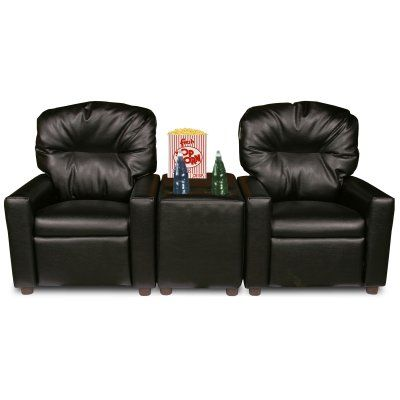 Get Ready For A Fun Family Movie Night These 2 Seater Child