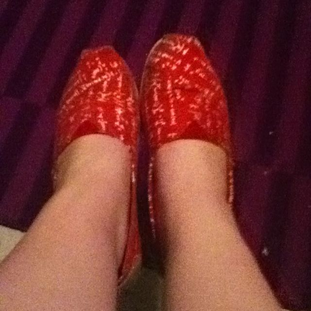My favorite shoes :)