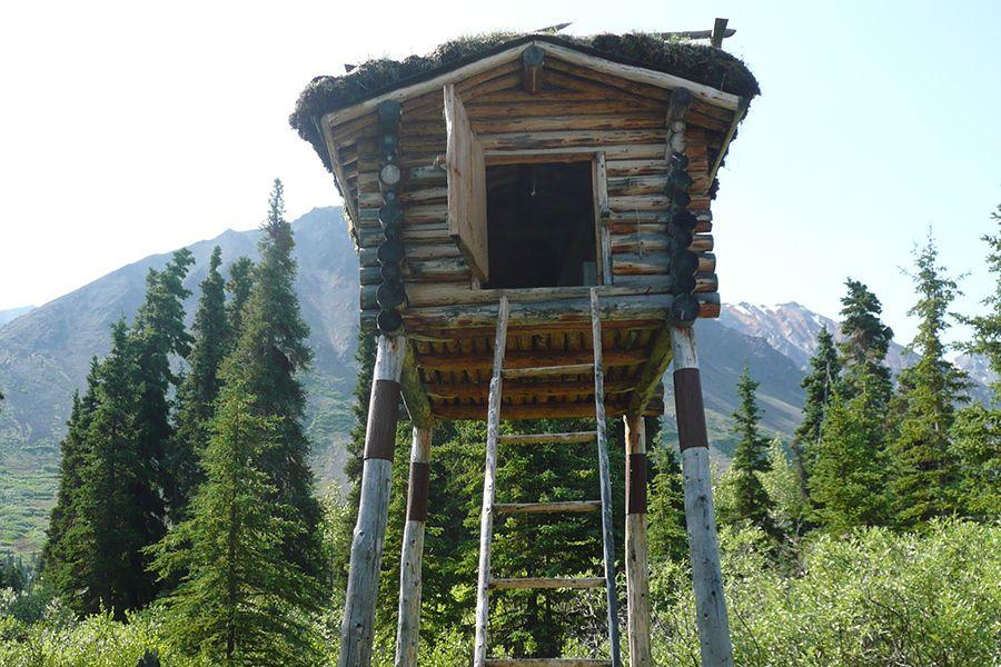 Dick Proennekeu0027s Cabin | Lake Clark National Park | Twin Lakes