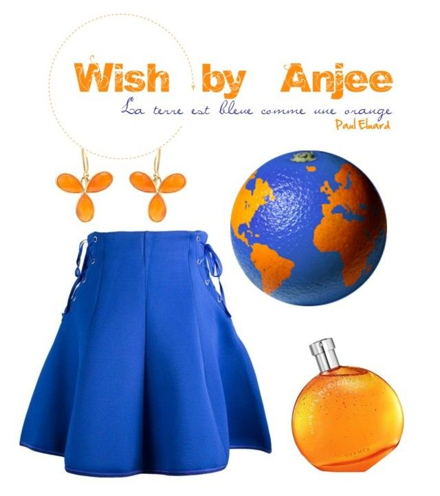 La terre est bleue comme une orange - Wish by Anjee\
