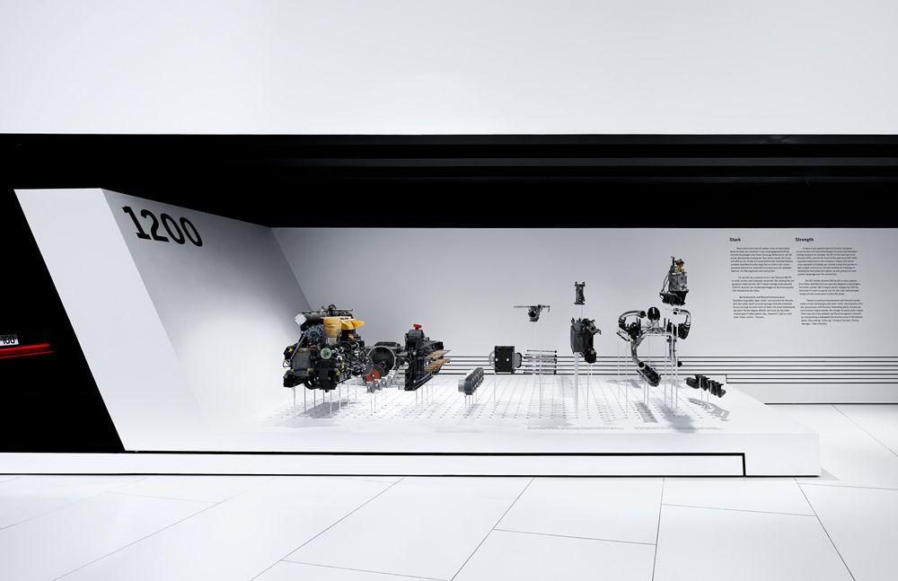 porsche museum by delugan meissl homesthetics.net contmeporary display of modern design 7 Porsche Museum in Stuttgart – Germany designed by ...