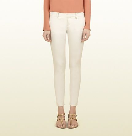 clay cotton stretch skinny pant