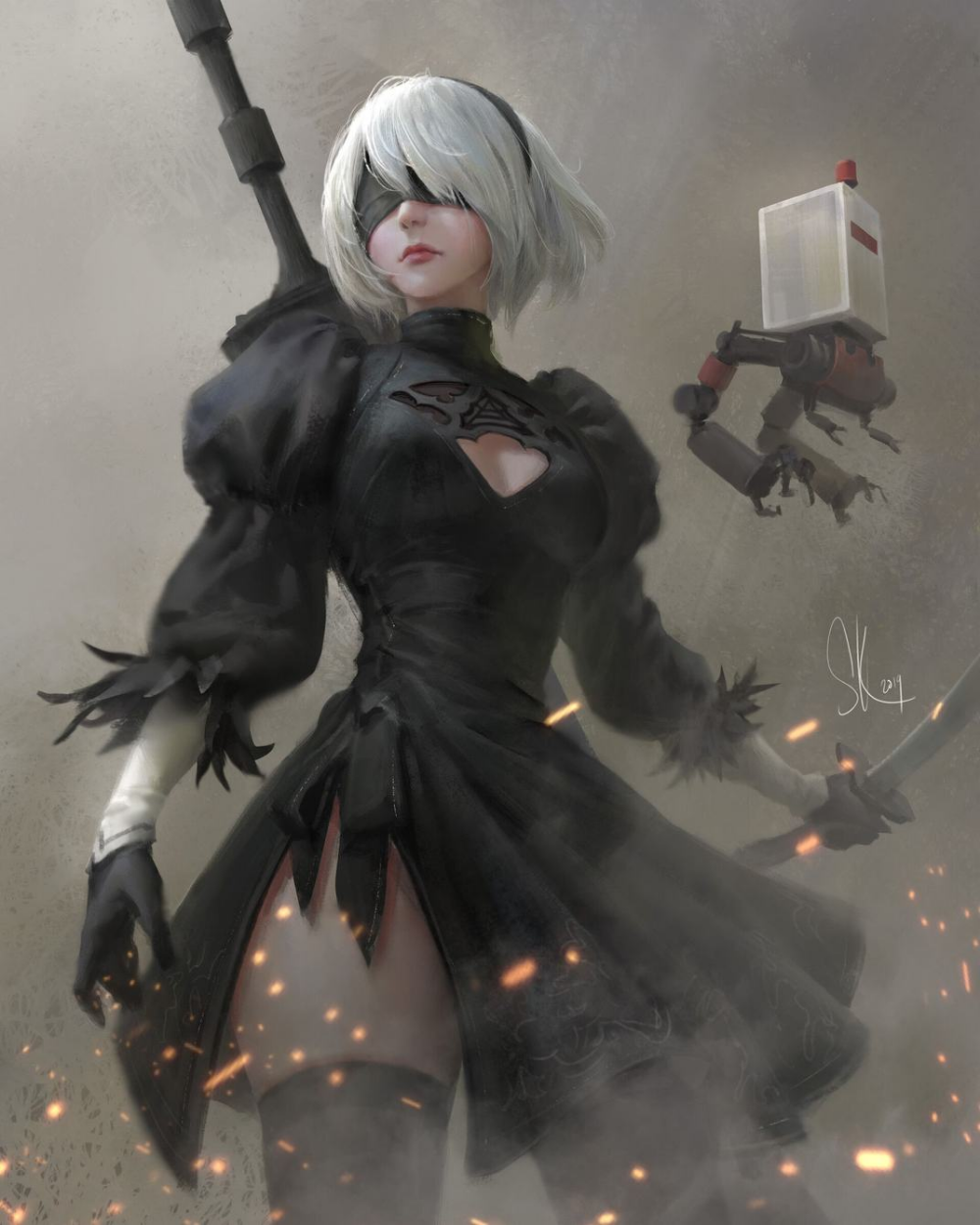 Pin On Nier Automata Pictures