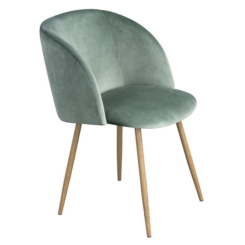 Details Zu 1er Silky Samt Akzent Sessel Für Kleine Küche Esszimmer Büro  Home Light Green