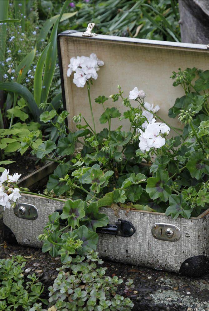 12 Deko-ideen Für Den Garten | Mein Schönes Land Bloggt | Balkon ... Dekoideen Fur Kleinen Garten Platz Ausnutzen