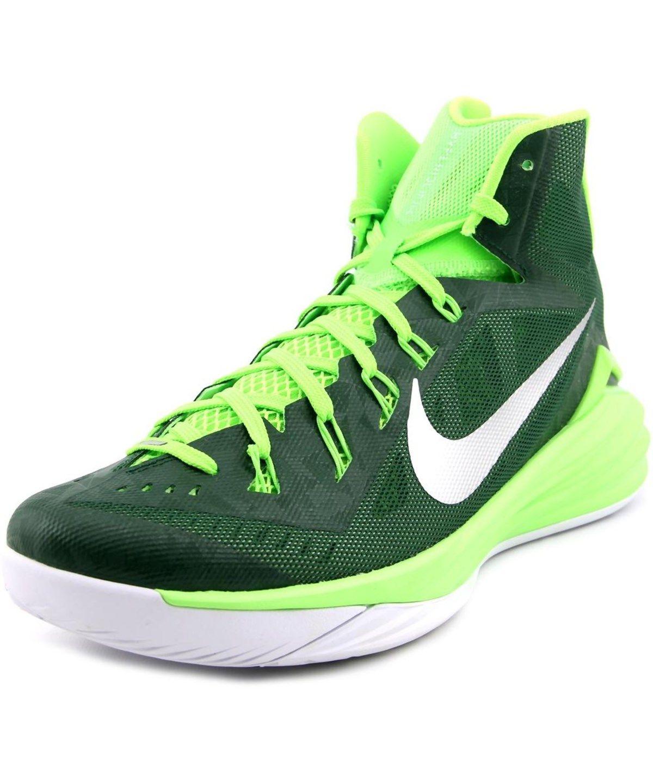 new product 0c046 47723 NIKE NIKE HYPERDUNK 2014 TB MEN ROUND TOE SYNTHETIC GREEN BASKETBALL SHOE .   nike  shoes  sneakers