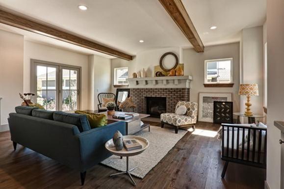 Astounding Dark Blue Sofa In Modern Amazing Modern Interior Design Evergreenethics Interior Chair Design Evergreenethicsorg