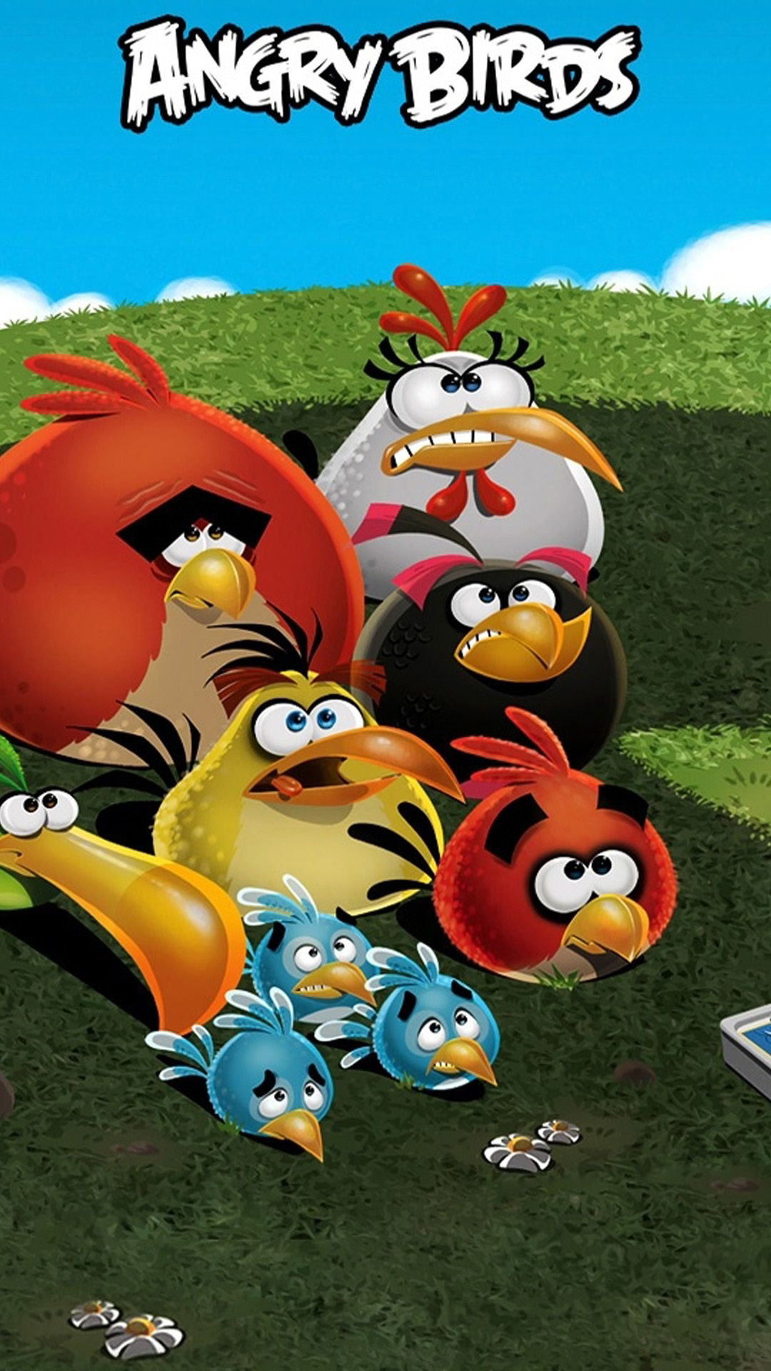iphone 6 plus angry birds 08 hd wallpaper