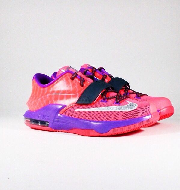 reputable site dd4c6 da73f Nike kd7 pink bmj | Shoes and Socks | Nike, Sneakers ...