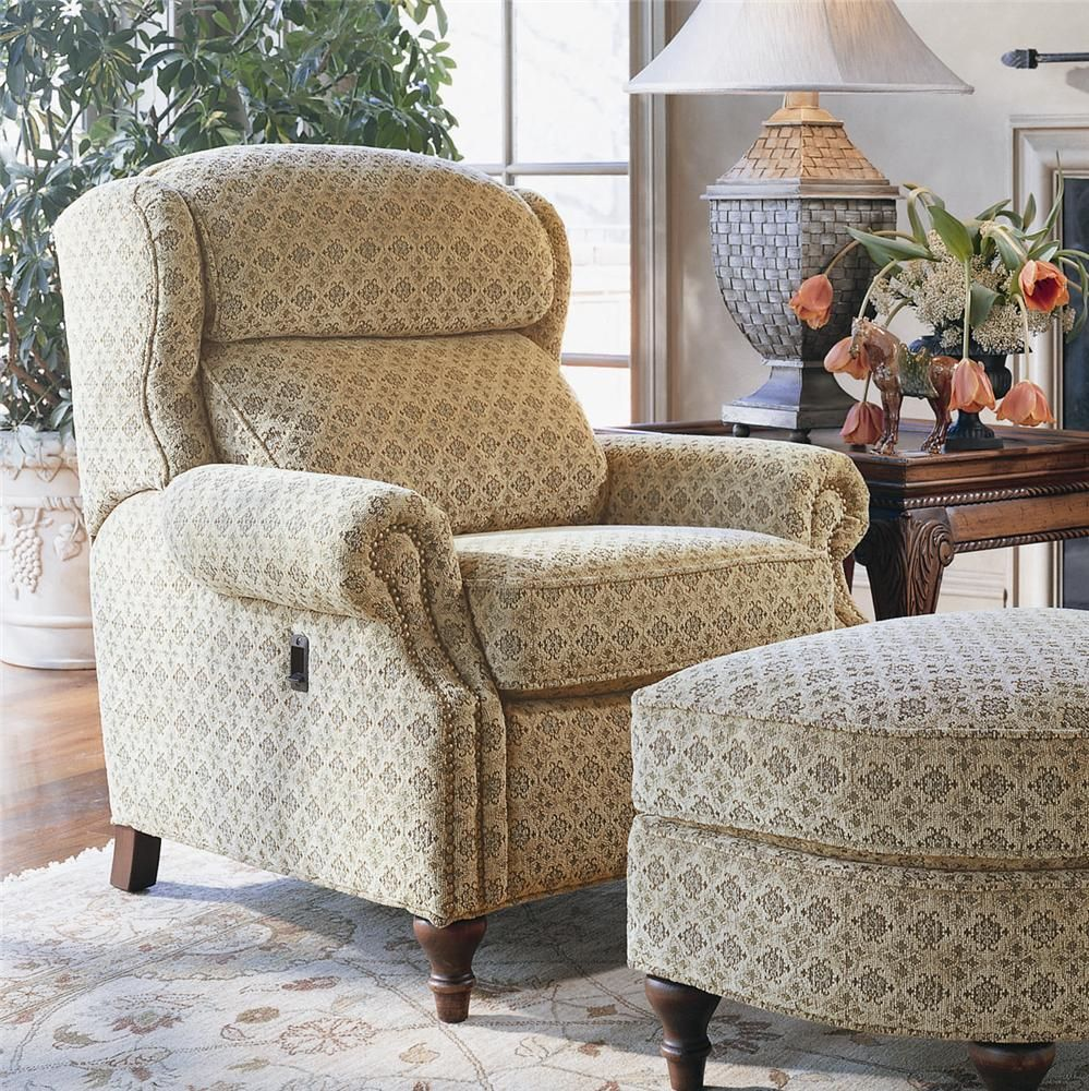 Sectional Sofas Muncie Indiana: 932 Classic Tilt-Back Chair By Smith Brothers